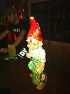 """Dirty Bills Gnome"""
